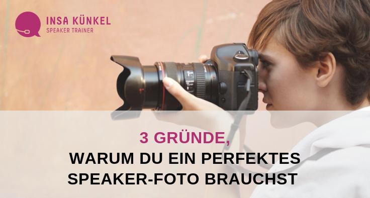 Vortrag, Foto, Speaker
