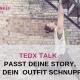 Welche Kleidung trage ich bei meinem TEDx Talk? Darum geht es in diesem Blogpost.