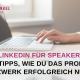 Speaker Linkedin